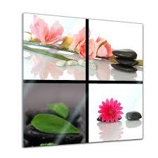glasbilder 30x30 glasbild zen u2013 u203a preissuchmaschine de