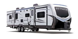 ultra light toy hauler outback toy hauler travel trailer
