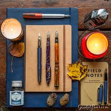autumn writing paper goulet pens blog thursday things autumn embers thursday things autumn embers