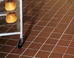 metro detroit quarry tile restaurant kitchen tile