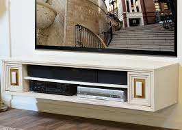 Shabby Chic Entertainment Center by Shabby Chic Hollywood Tv Stand Crackle Cream White And Antique