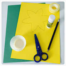 diy paper daffodils crafts for kids sticky mud and belly laughs
