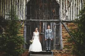wedding venues in oklahoma oklahoma barnyard wedding ruffled
