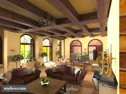 Contemporary Home Interiors Glamorous 20 Tuscan Home Designs Design Decoration Of Best 25