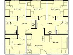 4 bedroom house blueprints 4 bedroom tiny house 4 bedroom house design iamfiss