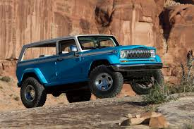 jeep safari 2015 jeep presents this year u0027s concept trucks at the easter jeep safari