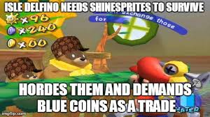 Super Mario Memes - just realized this while playing super mario sunshine gaming