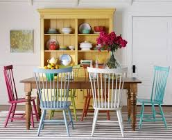 colorful dining tables kitchen dining room furniture colorful