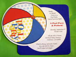 pool party invitations free pool party birthday ideas invite and delight last minute pool