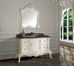 Antique Bathroom Mirror New Arrival Antique Bathroom Cabinet With Mirror And Basin Counter