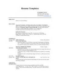 Sample Of Resume In Canada by Sample Of Resume In Canada Resume For Job Download Free