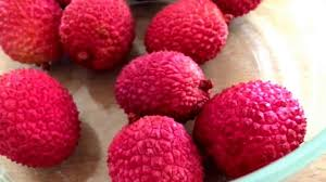 lychee fruit peeled how to eat a lychee superfruit youtube