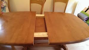 Solid Oak Extending Dining Table And 6 Chairs Extendable Dining Table And 6 Chairs Solid Oak Oval Home