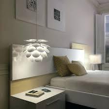 Bedroom Pendant Lighting Lights Wall Mounted Bedroom Over Bed Lighting For Glass Full Size