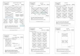 best 25 web design black website wireframes simple dolgular com