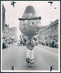 retro photos of baltimore s thanksgiving toytown parade