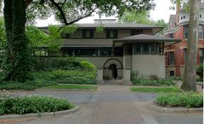 Prairie Home Style Frank Lloyd Wright U0027s Oak Park Illinois Designs The Prairie