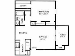 Ellington Floor Plan Cedars At Ellington Houston Tx Apartment Finder