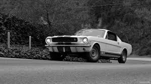 Black 1965 Mustang 1965 Ford Mustang Shelby Gt350 Prototype Front Hd Wallpaper 9
