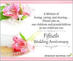 50th wedding anniversary greetings 50th wedding anniversary greeting cards greeting cards design