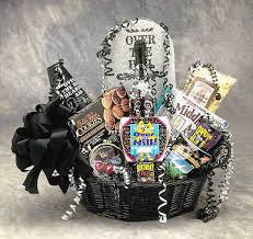 birthday baskets for him the hill birthday gift for him 50th birthday gift basket for men