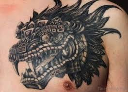 100 impressive chest tattoos