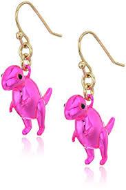 t rex earrings kate spade new york t rex drop earrings jewelry