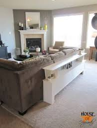 console table behind couch google search ideas for home