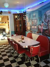 Retro Red Kitchen Chairs - furnitures handsome picture of furniture for dining room and