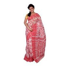 dhakai jamdani saree online buy b3fashion b3fashion traditional handloom dhakai jamdani saree