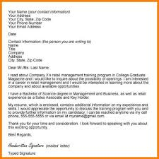 cover letter and letter of interest application letter letter of