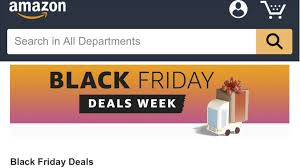 amazon black friday deals week 2016 some practical black friday advice