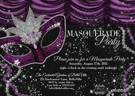 masquerade party ideas the masquerade party invitations templates invitations templates