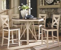 high top round kitchen table tall round kitchen table and chairs kitchen chairs ideas