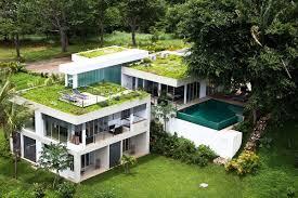 green modern home plans modern green modern house design with