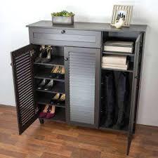Reclaimed Wood Storage Cabinet Shoe Storage Wood U2013 Dihuniversity Com