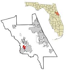 Florida Map Of Cities And Counties Orange City Florida Wikipedia