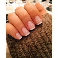 french tips i think look better on long nails if u have short