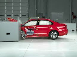 red volkswagen jetta 2008 2015 volkswagen jetta driver side small overlap iihs crash test