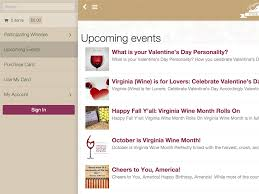 Virginia Winery Map by Virginia Wine Pass Android Apps On Google Play