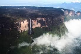 Table Top Mountain by Table Top Mountain Trek Travel In Venezuela