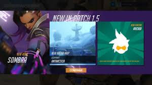 Home Design Game Rules Xbox One Overwatch U0027s Sombra Goes Live On Ptr Here Are All Her Skins