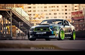 drift cars drawings vaughn gittin jr u0027s monster energy nitto tire mustang rtr