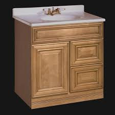 Menards Bathroom Cabinets Plantation Series 30 W X 21 D Vanity With Drawers On Right