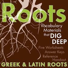 greek u0026 latin roots worksheets for high prefix root
