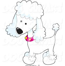 royalty free poodle stock dog designs