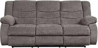 gray reclining sofa gray reclining sofa