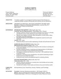 Security Officer Resume Sample Objective Retail Resume Objective Sample Resume For Security Officer And