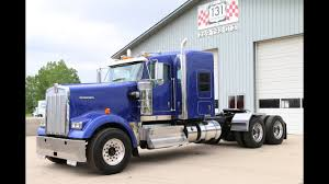 2014 kenworth w900 for sale 2014 kenworth w900l 62 sleeper youtube