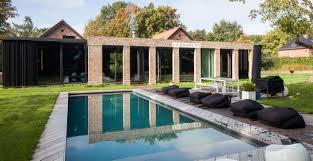 Immobilien Architektenhaus Kaufen Architektenhaus Glas Und Stahl Im Ziegel Altbau Immobilien Ab